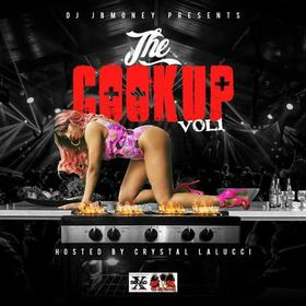 The Cook Up Vol 1 various artist front cover