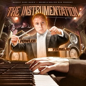 The Instrumentation DJ Young JD front cover