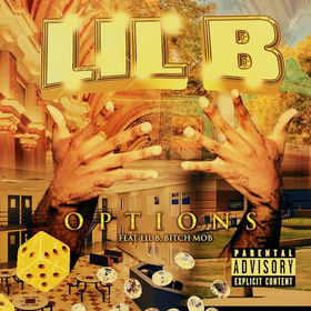 Options Lil B front cover