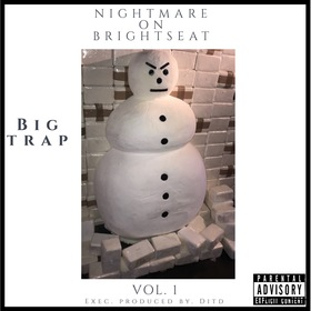 Nightmare On Brightseat Big Trap front cover