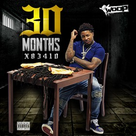 30 Months Woop front cover