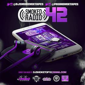 Smoked Out Radio 42 DJ Smoke front cover