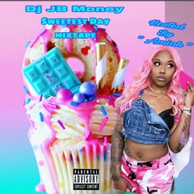 The Sweetest Day Mixtape Various Artist front cover