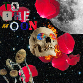 Darrin Jones - To The Moon DJ Infamous front cover