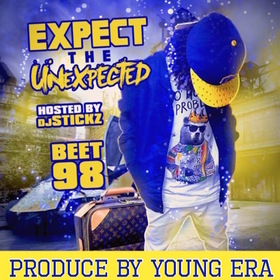 "Beet 98 ""Expect The Unexpected"" Fabjr front cover"