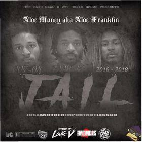 JAIL (Just Another Important Lesson) Aloe Franklin front cover
