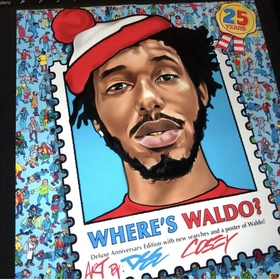 Where's Waldo? Lil Waldo front cover