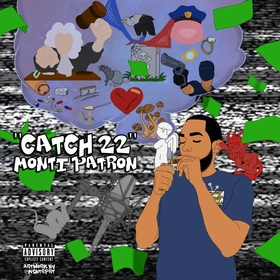 Catch 22 Monti Patron front cover