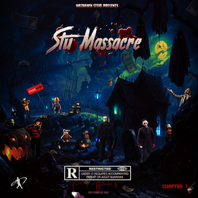 Stu Massacre (Chapter 1) Wazhanin Steve front cover