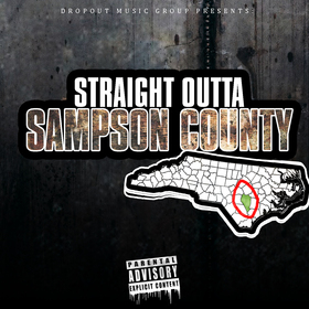 Straight Outta Sampons County DJ GMac SGOD front cover