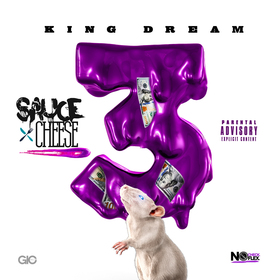 Sauce & Cheese 3 King Dream front cover