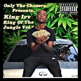 King of the Jungle Vol. 1 SIK Irv front cover