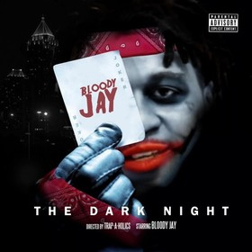 The Dark Night Bloody Jay front cover
