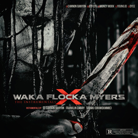 Waka Flocka Myers 10 DJ Effect front cover