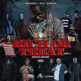 Rich Or Treat Edition 2 Lost God front cover