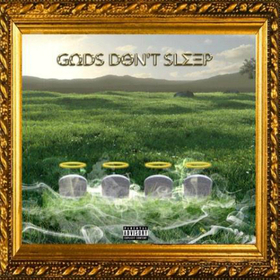 Gods Don't Sleep LKTonio front cover