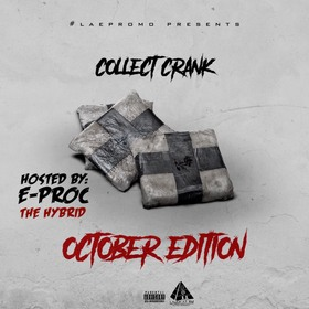 Collect Crank (October Edition) LAEpromo front cover