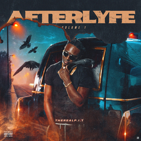 AfterLyfe Vol.1 TheReal P.I.T front cover