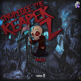 SnupeGee The Reaper 2 SnupeGee front cover