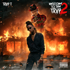 Welcome To The Trvp 2 Trvp T front cover