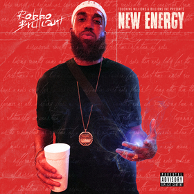 Robbo Brilliant - New Energy DJ Infamous front cover