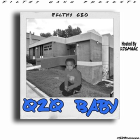 020 Baby Filthy CEO front cover