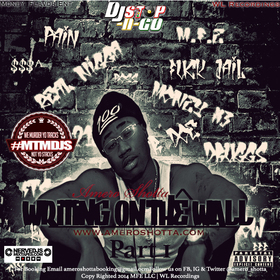 Writing on the Wall Amero Shotta front cover