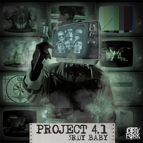 Project 4.1 3rdy Baby front cover