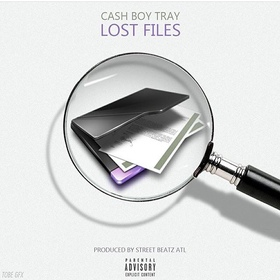 Lost Files EP CashBoyTray front cover