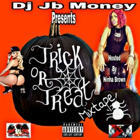 Trick or Treat Mixtape Various Artist front cover