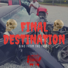 BinoFromTheTribe -  Final Destination DJ Yung Rel front cover