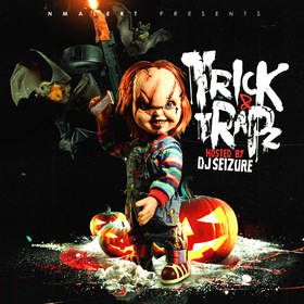 Trick or Trap vol. 1 DJ Seizure front cover