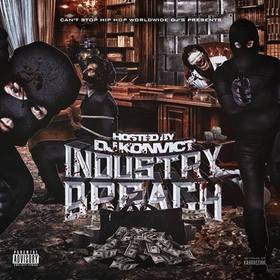 Industry Breach vol 1 Various Artists front cover