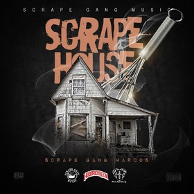 Scrape House marcos scrapegang front cover