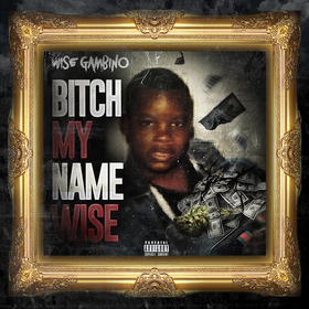Bitch My Name Wise Wise Gambino front cover