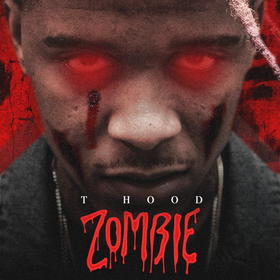 Zombie T Hood front cover