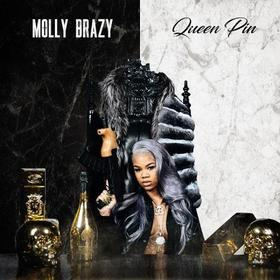 Queen Pin Molly Brazy front cover