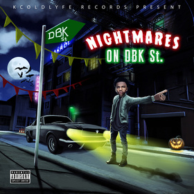Nightmares On DBK St. DBK front cover
