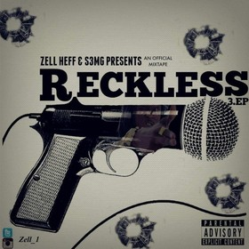 Reckless 3 Zell Heff front cover