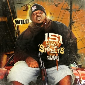 151 Heavy In The Streets Wilo front cover
