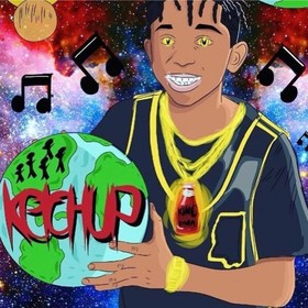 Ketchup The Mixtape King Gyma front cover