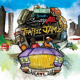 Traffic Jamz Scotty ATL front cover