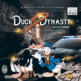 Duck Dynasty 2 Maniac & Young Izzy Poundz front cover