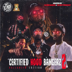 Certified Hood Bangers Pt. 2 Stack Or Starve front cover