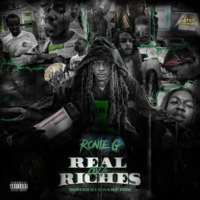 real ova riches Ronie G front cover