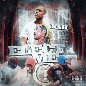 Elect Me Rah  front cover