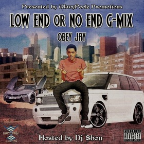 Low End Or No End Obey Jay front cover