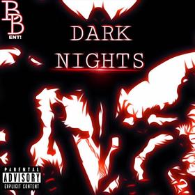 Dark nights Bobby boche Aka Baby face front cover