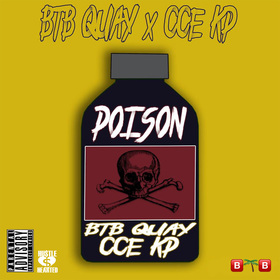 Poison BTB QUAY & CCE KP front cover
