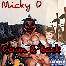 Down and Back Mickey D front cover